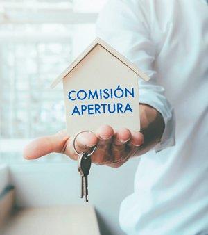 Comisión de apertura de préstamos